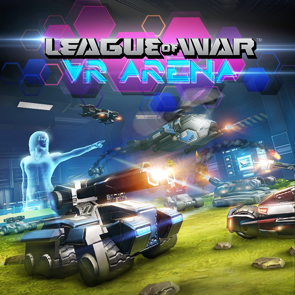 League of War: Arena PS VR PS4 icon