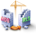 MDB (Access) to XLS (Excel) Converter icon