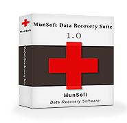 MunSoft Data Recovery Suite icon