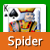 Spider Solitaire Collection Free for Windows 10 icon
