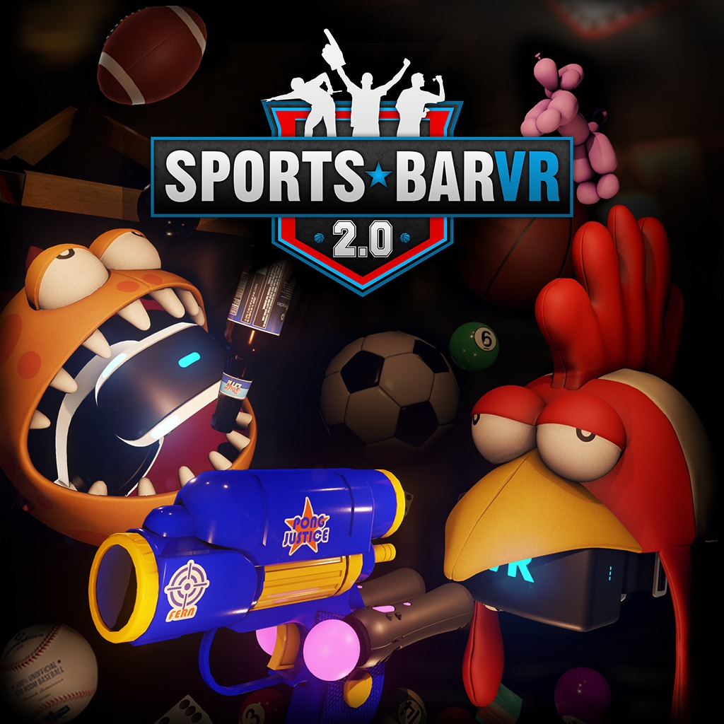 Sports Bar PS VR PS4 icon