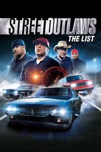 Street Outlaws: The List icon